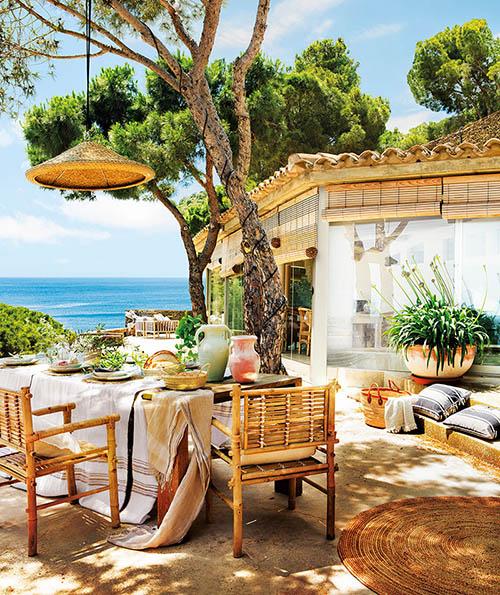 Ideas de muebles para la terraza
