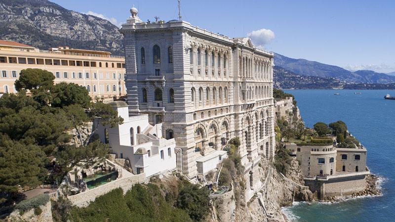el Museo Oceanográfico de Mónaco