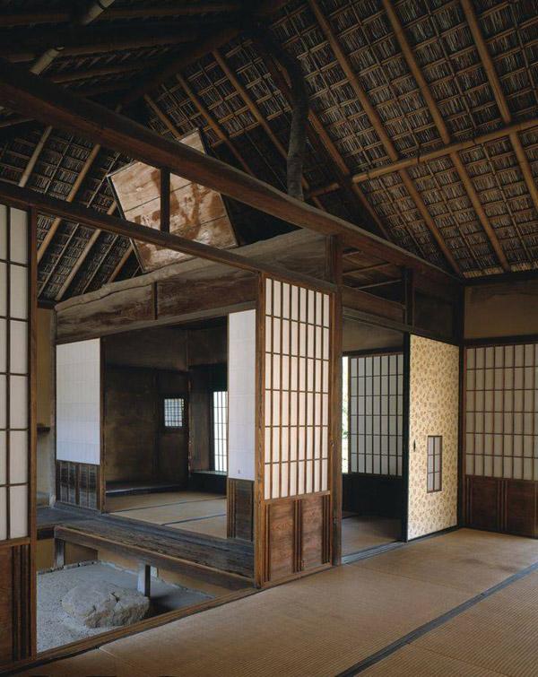 El palacio imperial Katsura en Kyoto