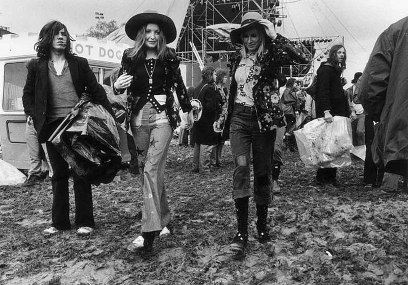 vaqueros hippies