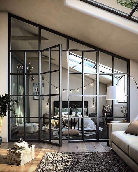 ideas para la decoración de lofts de diseño y estilo industrial