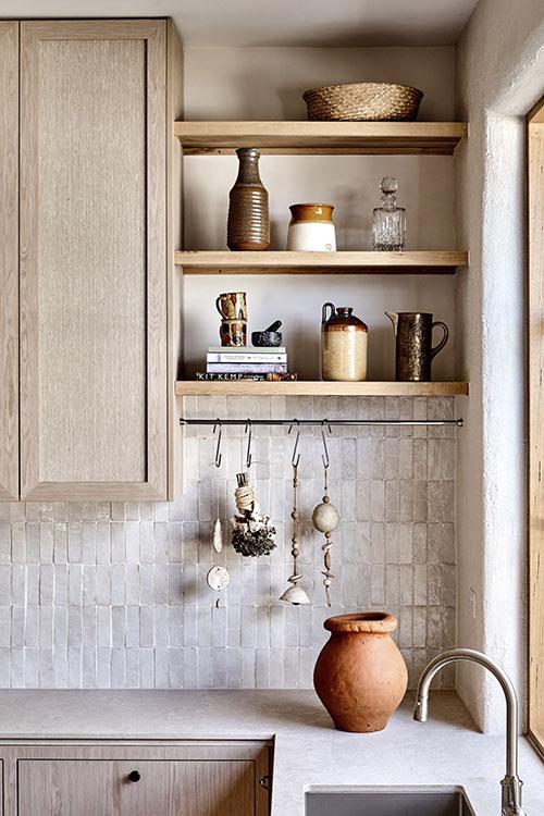 cocinas de casas de campo