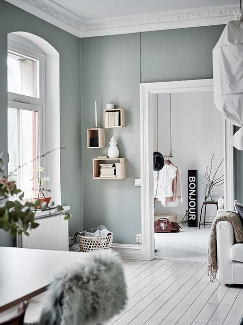 decoracion en verde
