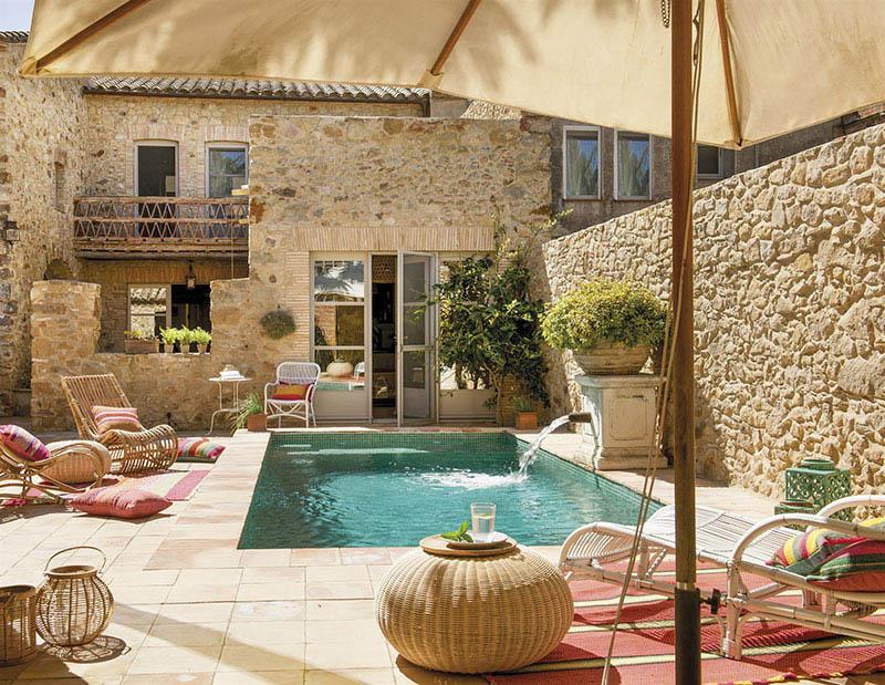 accesorios y muebles para decorar la terraza de casa