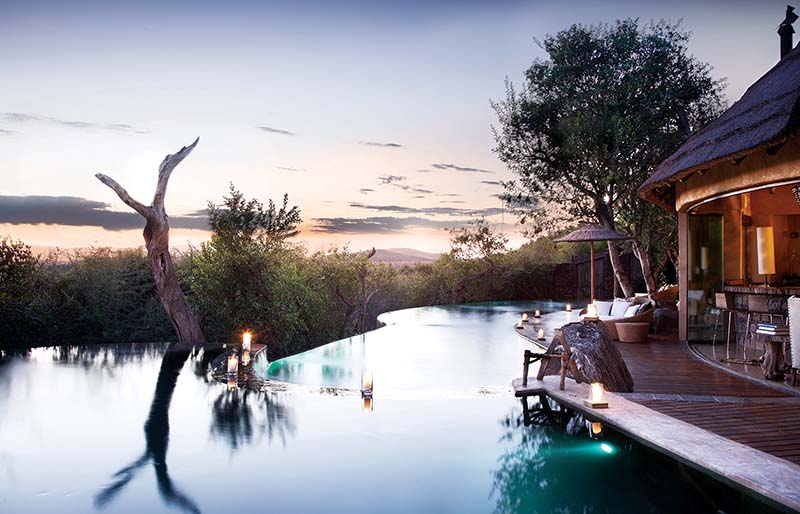 Viajes y safaris de lujo en Sudáfrica