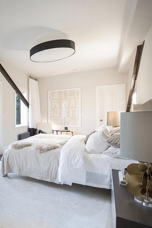 como elegir lampara para dormitorio