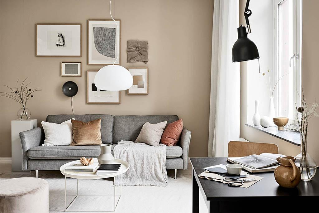 Plaid sofá cama hogar