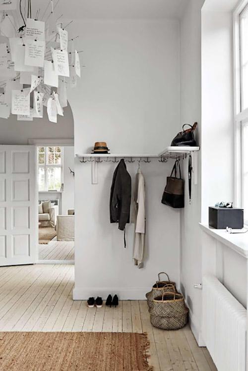 interior de una casa escandinava