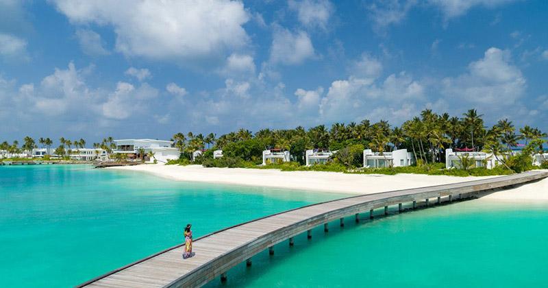 hoteles en Las Maldivas