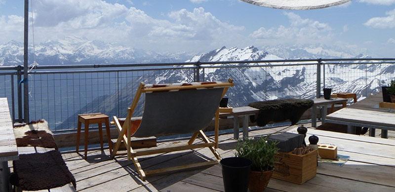 Dónde comer en Gstaad