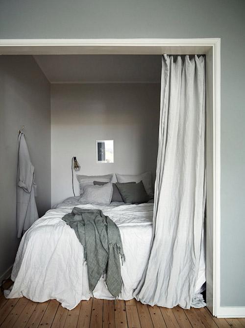 El lino como ropa de cama