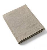 sábana de lino de color beige