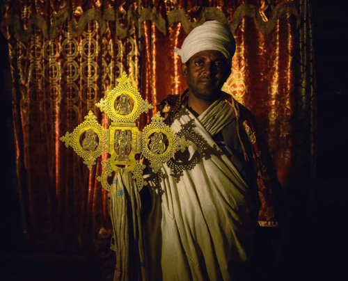 Sacercote cristiano en Etiopía