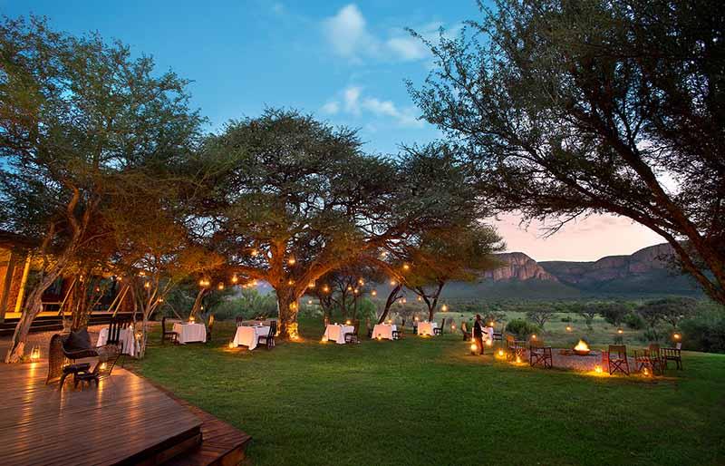Safaris en sudáfrica