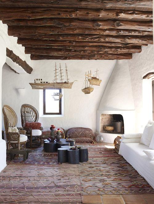 Ideas para decorar una casa medieterranea