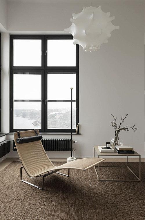 Muebles escandinavos y decoración nórdica