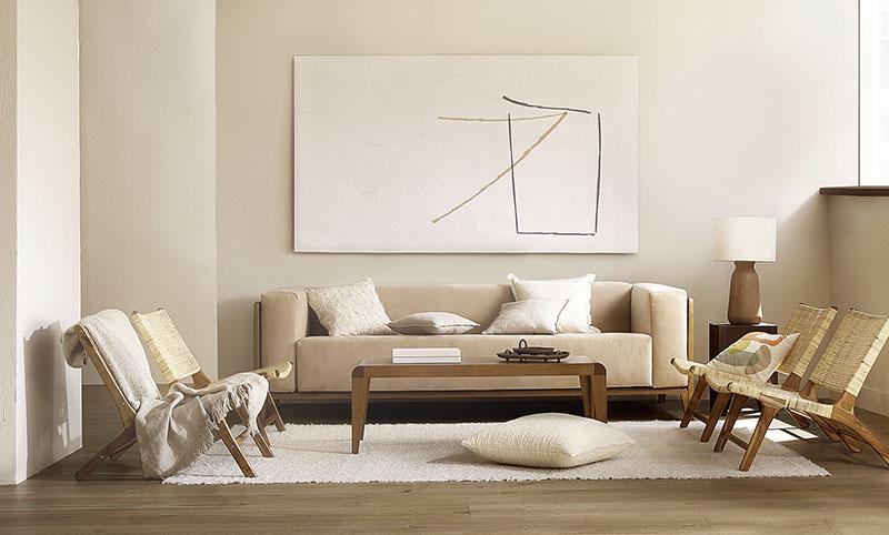 decoración minimalista de casas