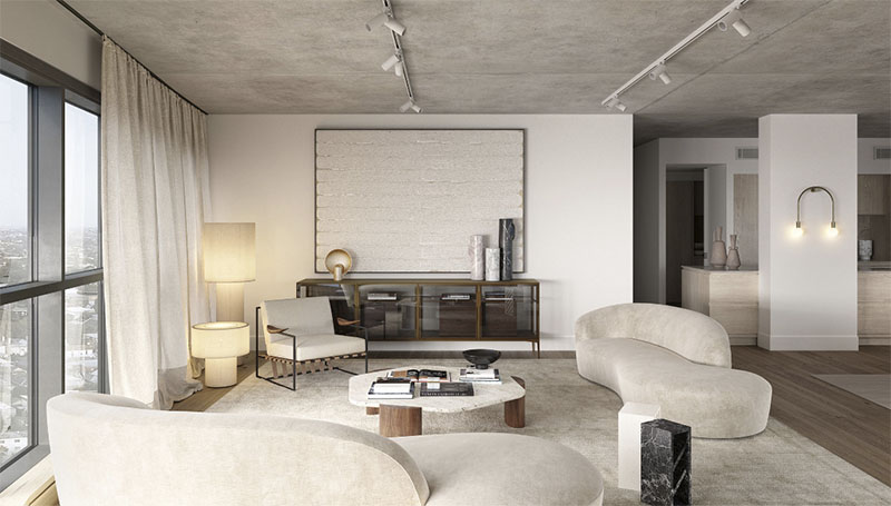 Cómo decorar un salón de estilo moderno