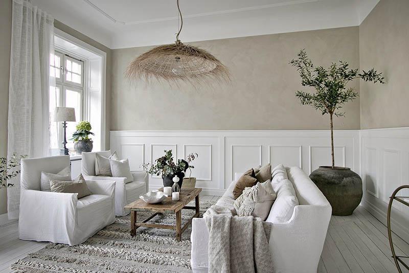 Ideas para la decoración de salones pequeños