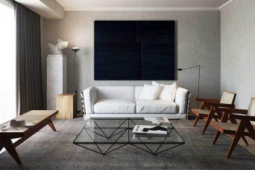 salones minimalistas