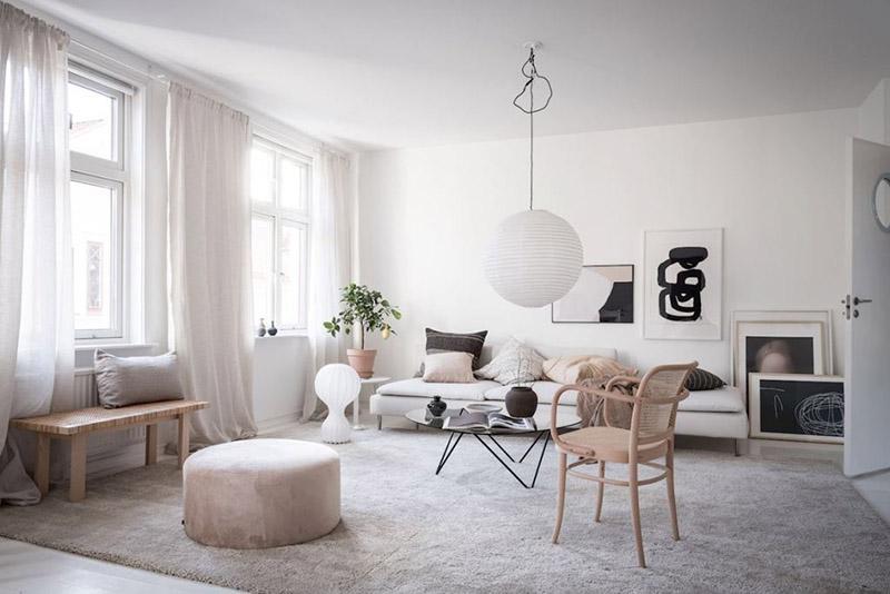 decoración de salones blancos