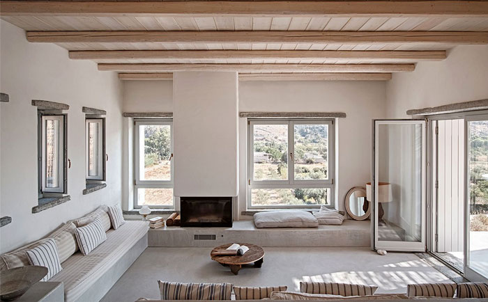 interiorismo apartamento playa