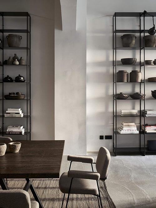 Decoración de salones con un diseño minimalista