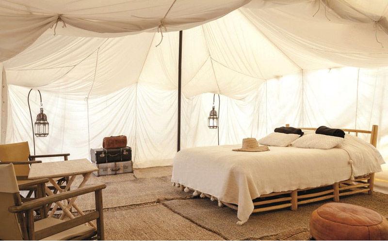 Scarabeo Camp habitaciones tienda