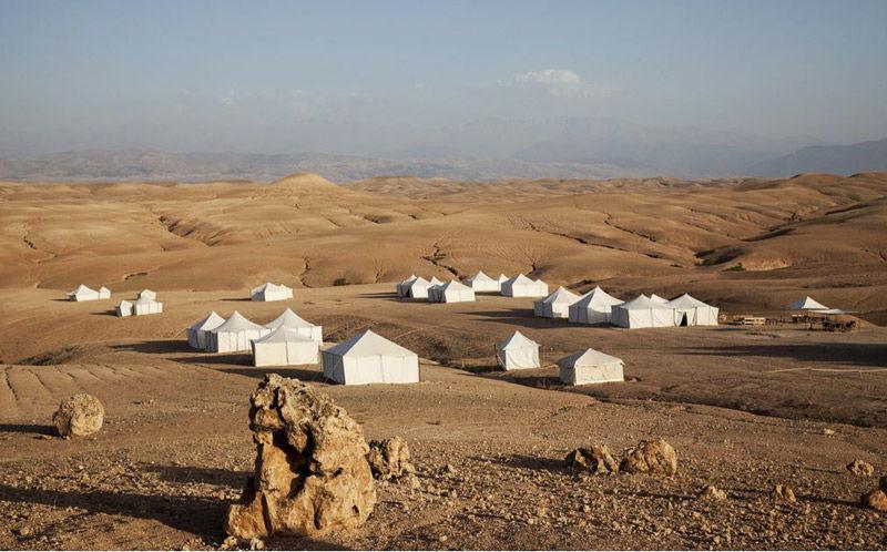 Tiendas de campaña de Scarabeo Camp