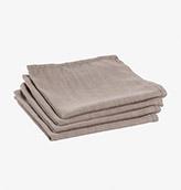 servilletas de mesa de lino