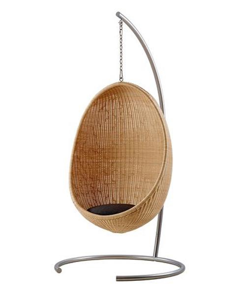 sillas colgantes c mo crear un factor wow en casa On silla colgante