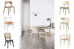 silla de madera comedor