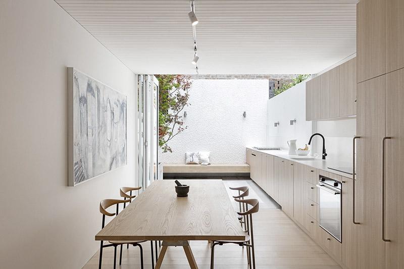 ideas de cocinas minimalistas