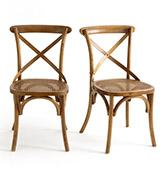 sillas de madera de comedor