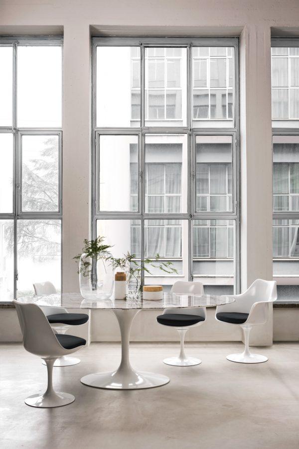 Silla Tulip de Eero Saarinen