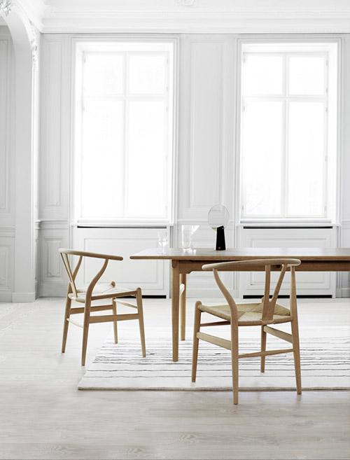 mesas de comedor de estilo nordico