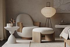 sillones de estilo moderno