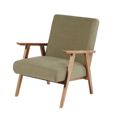 sillón de estilo vintage