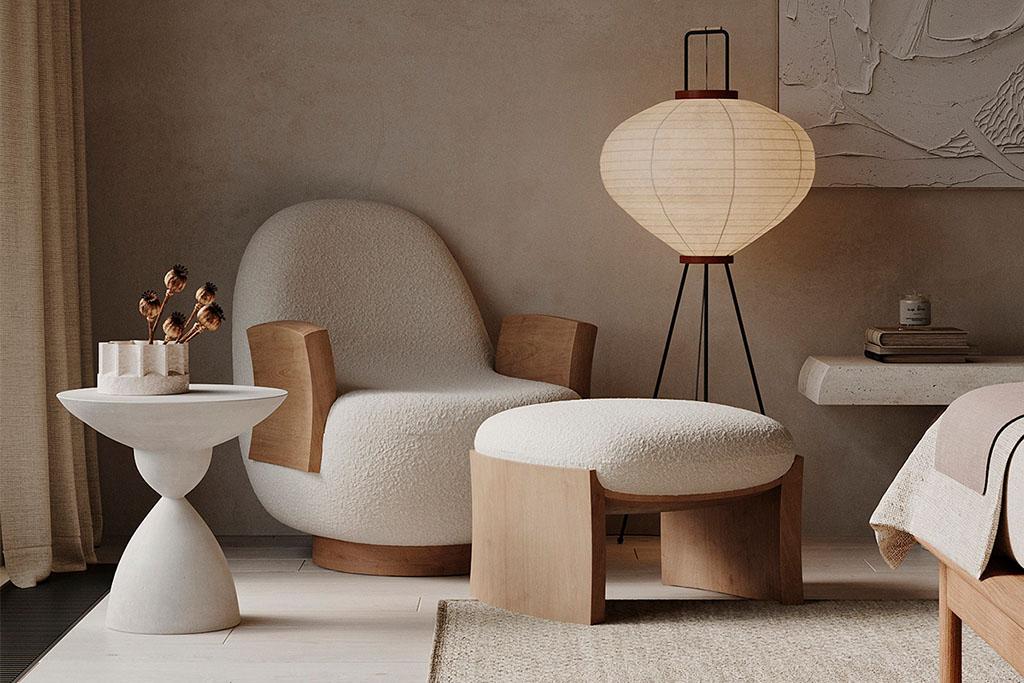 sillones de diseño moderno