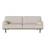 sofa 2 plazas de color beige