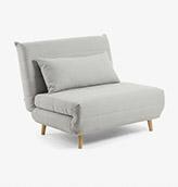 sofa cama nórdico