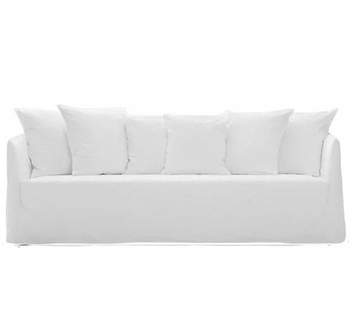 funda sofa lino blanco