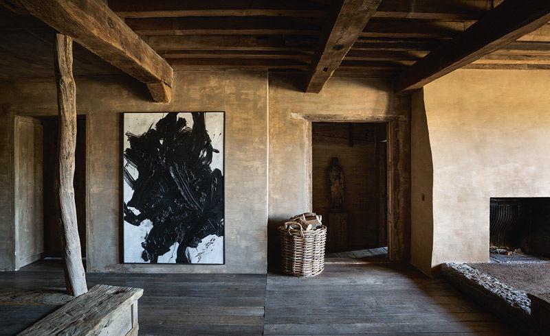 Interiores de inspiración wabi sabi