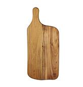 tabla de madera de cortar