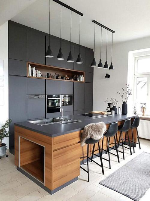 decoración y diseño de cocinas modernas