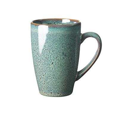 mug de café de gres esmaltado