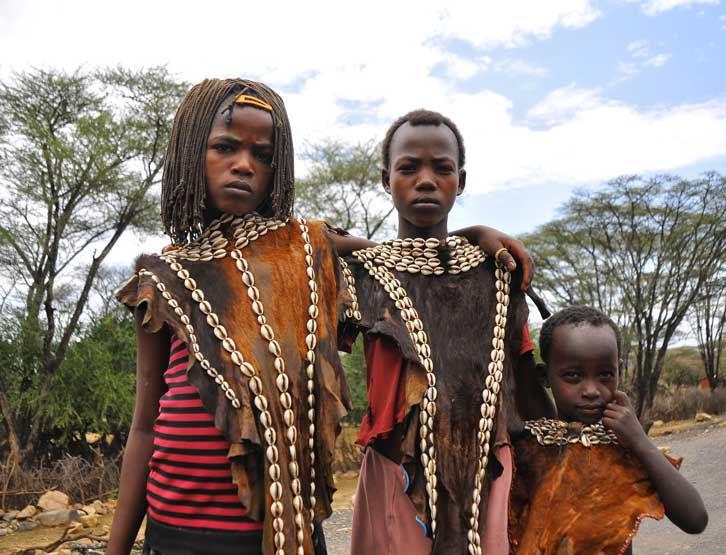 tribu tesemai de etiopia