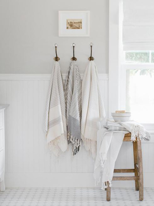 toallas para la ducha