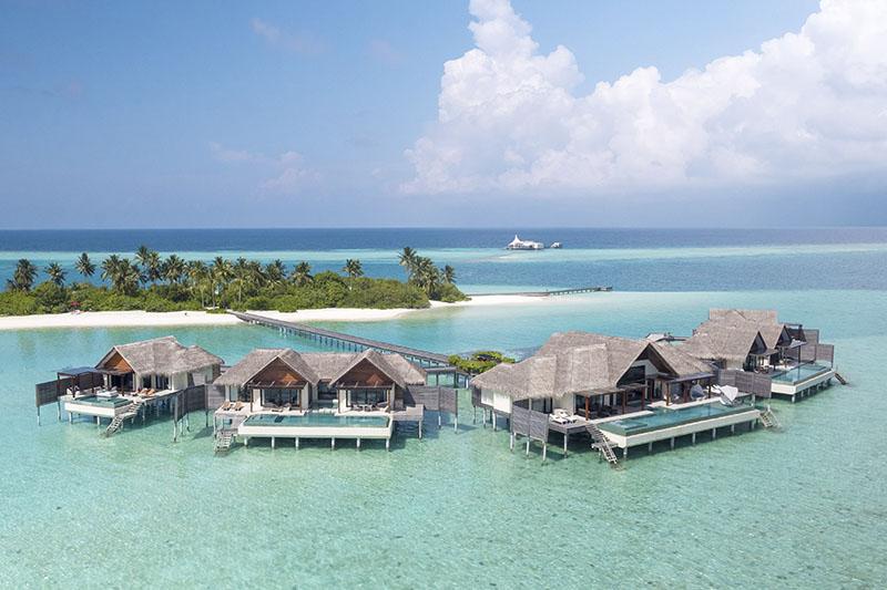 Se puede viajar a Las Maldivas