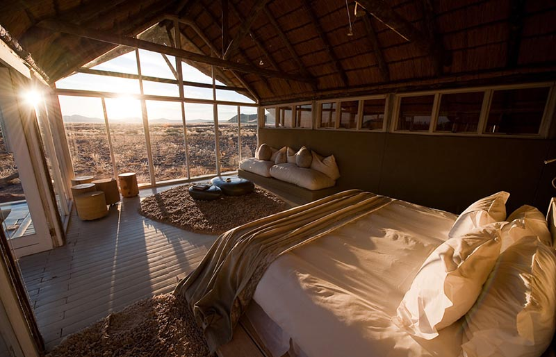 Eco resort en Namibia